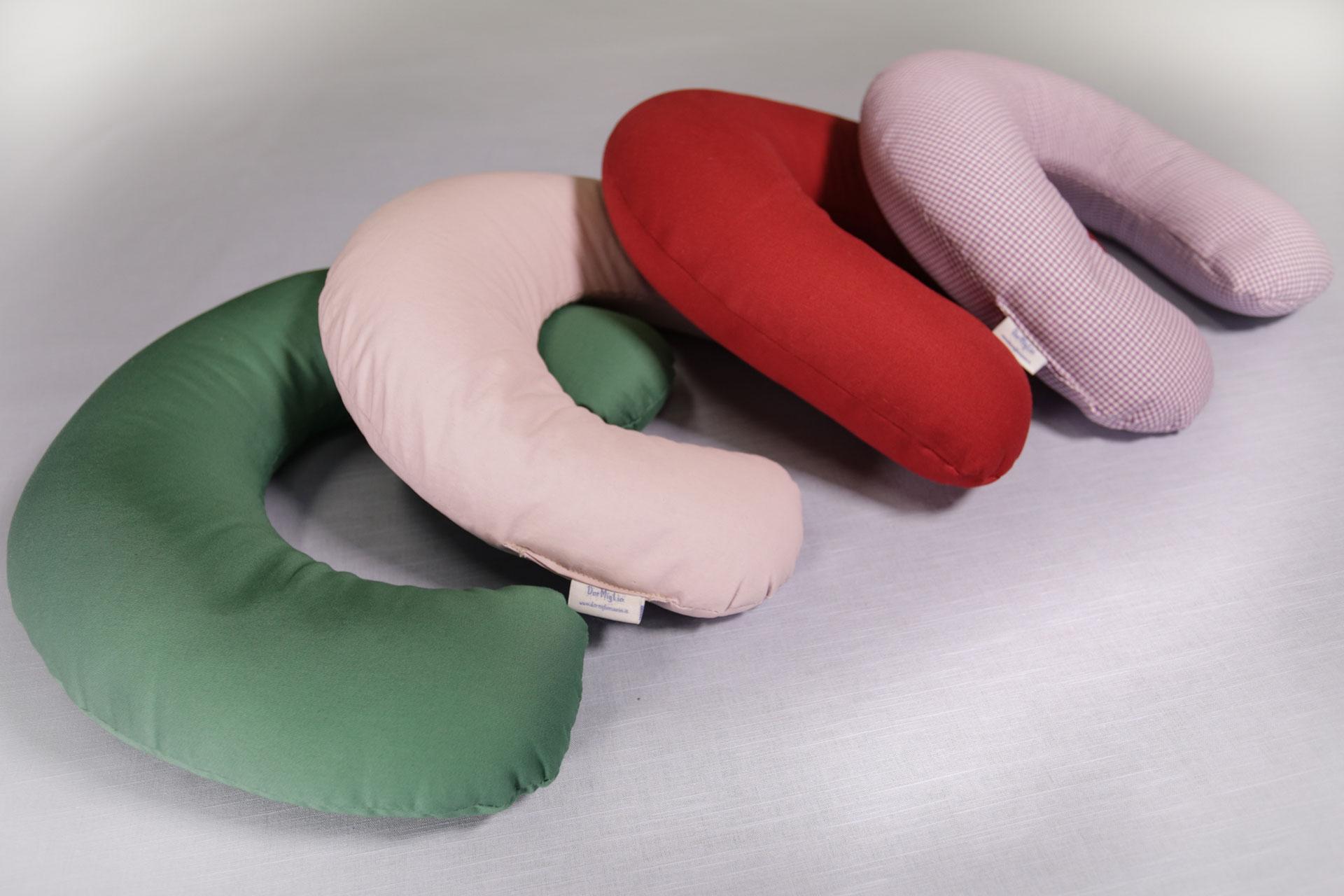 Cuscino Al Miglio Per Cervicale.Benessere Quotidiano Dormiglio Cuscini